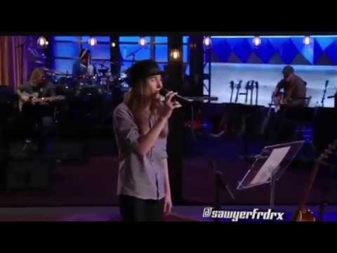 "Sawyer Fredericks - Iris "" I dig his voice a lot "" - edited"