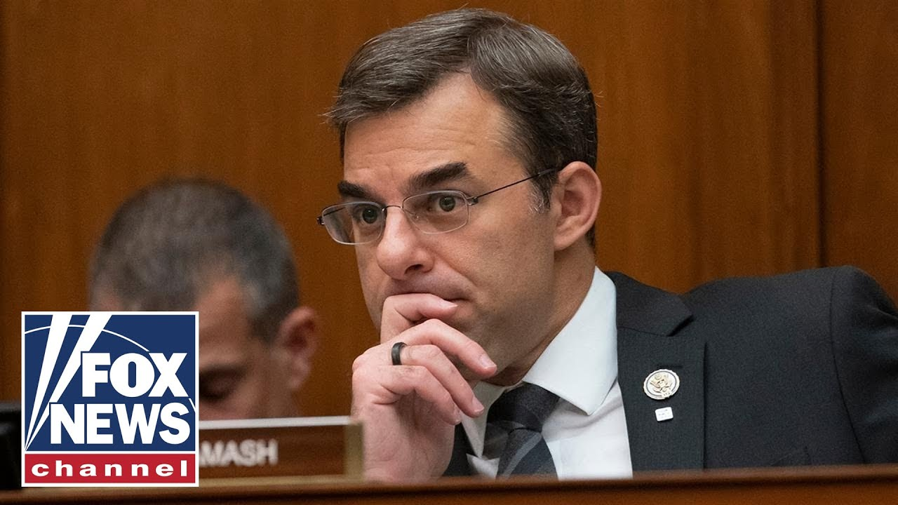 Justin Amash, a Trump Critic on the Right, Leaves the GOP