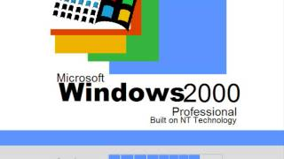 The History of Microsoft Windows with Recreated Screens