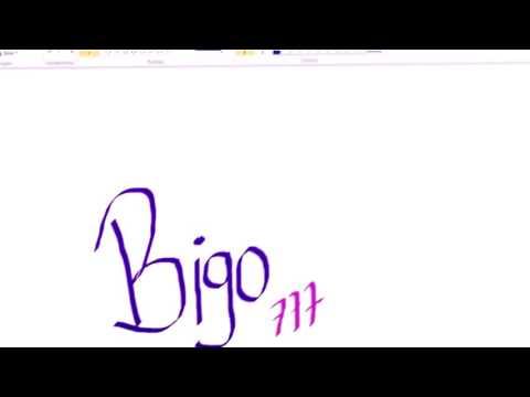 Intro para Bigo 7u7