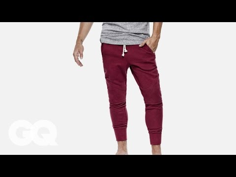Are Sweatpants OK for Date Nights, Work, and Weddings? Style and How-to | GQ