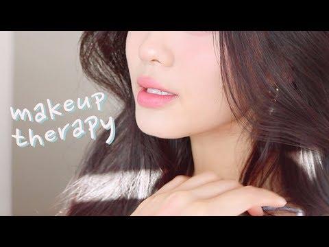 🌧 makeup therapy. 🧸 thumbnail