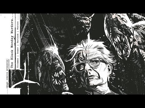 As if you needed more reasons to not trust the government (Black Monday Murders #7)