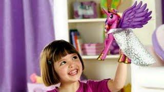 Интерактивная Принцесса Каденс. Май литл пони.