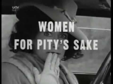 Harry Enfield Women Don't Drive It's very Dangerous