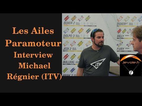 Ailes Paramoteur ITV: toutes les nouveautés en video