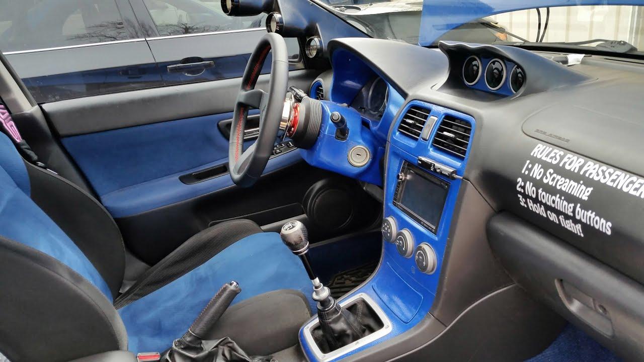 Works Bell Quick Release Subaru Sti 2007 Youtube