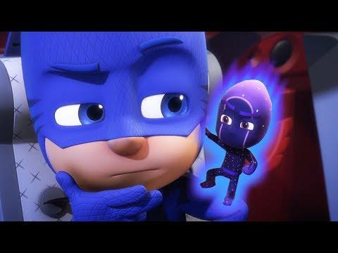 PJ Masks en Español Gatuno y el Ninjalino - Dibujos Animados