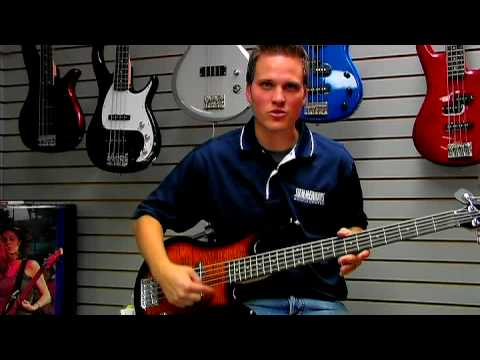 bass guitar how to tune a 6 string bass guitar youtube. Black Bedroom Furniture Sets. Home Design Ideas