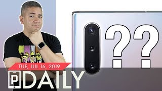 Samsung Galaxy Note 10 Camera Specs LEAKED!