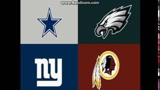 2016 NFL Predictions