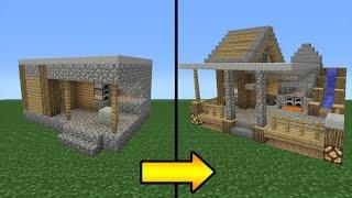 minecraft blacksmith villager transform tutorial village build houses buildings designs blueprints tsmc building easy stuff redstone jeux creations crafts visit
