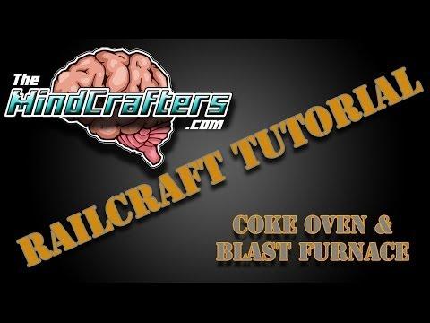 Railcraft Tutorial - Coke Oven & Blast Furnace