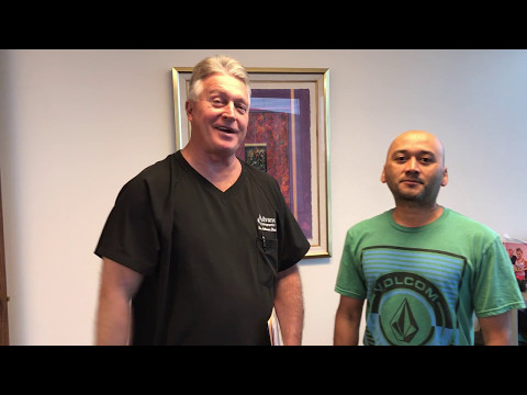 The Best Chiropractor For This Seattle WA Man Is Houston Chiropractor Dr Greg Johnson