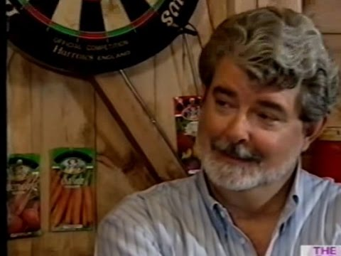 "George Lucas Interview For ""Star Wars: The Phantom Menace"" (1999)"