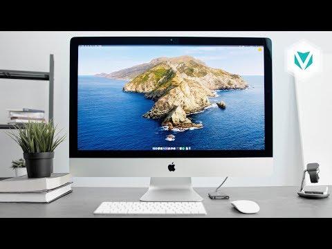 MacBook Vẫn Còn Nhiều Hạn Chế! ThinkView Chuyển Qua IMac 2019!