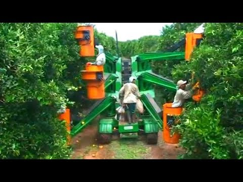 Amazing Modern and High Level Agriculture Machines
