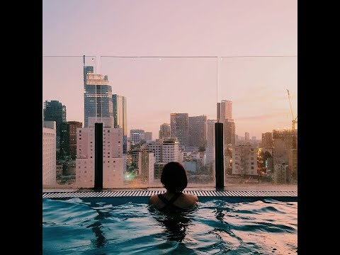 BAY HOTEL REVIEW + ITINERARY IN HO CHI MINH CITY #CIAAJAKJALANJALANDONG
