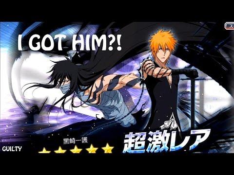 Bleach brave Souls - Dangai Ichigo Gacha...
