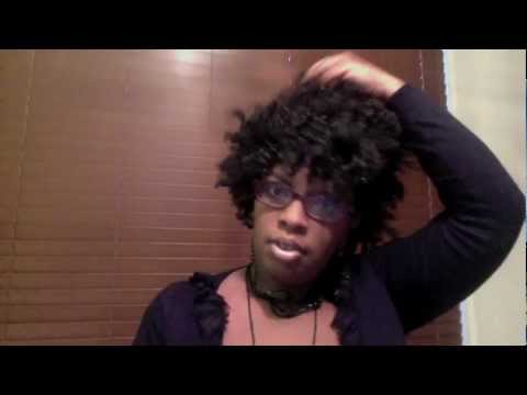 Burt Bee's Review for Natural Hair