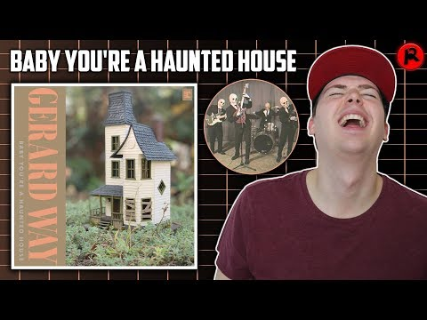 Gerard Way - Baby You're a Haunted House | Song Review Mp3