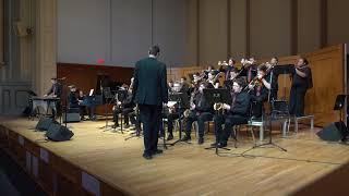 Robinson Jazz Program performs at 43rd Annual Essentially Ellington Jazz Festival