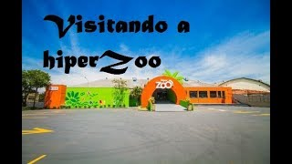 Aquarismo Visita - loja HiperZoo ( Visit in aquarium shop )