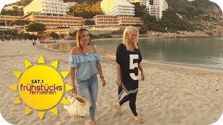 Auswandern nach Ibiza? Interview mit Auswanderern zeigt wie es geht | SAT.1 Frühstücksfernsehen | TV