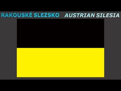 Flags of states of Austria-Hungary - Vlajky zemí Rakouska Uherska