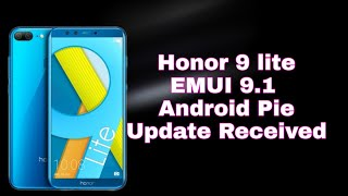 How To Get Android 9 Pie Update In Huawei Y9 2019 (in