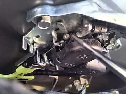 2007 Camry Trunk Won t Stay Closed Won t Close YouTube