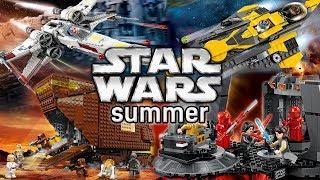 НОВИНКИ LEGO STAR WARS 2018 (ИЮНЬ)