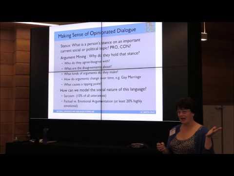Semantics and Sarcasm in Online Dialogue