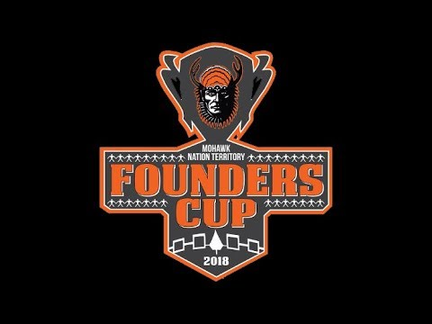 2018 Founders Cup - Game 13: Mohawk Medicine Men vs North Shore Kodiaks; August 17th, 11am