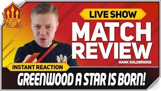 Goldbridge! Greenwood World Class! Manchester United 1-0 Inter Milan Match Reaction