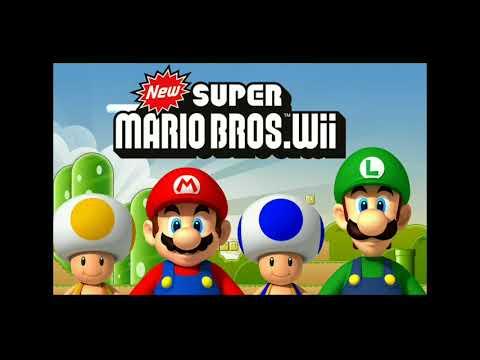 Super Mario Bros Wii Full Soundtrack