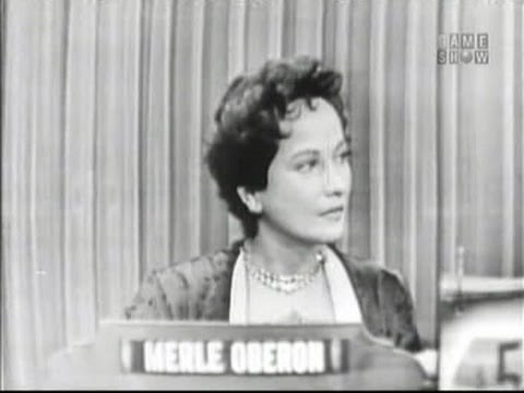 What's My Line? - Merle Oberon (Oct 17, 1954)