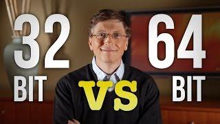 Tahu Perbedaan Windows 32 bit dan 64 bit?