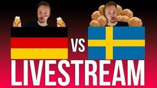 Germany vs Sweden Livestream 🔴 Fifa World Cup 2018