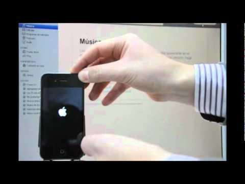Como liberar su Iphone 4
