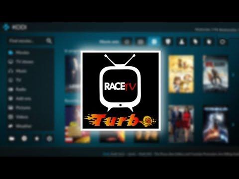 RaceTV addon Boricua