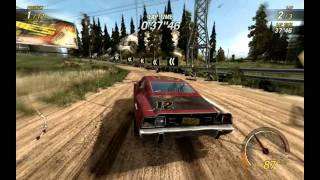 Flatout: Ultimate Carnage (PC) Gameplay