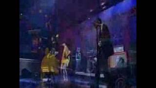 Pj Harvey - The Letter (live)