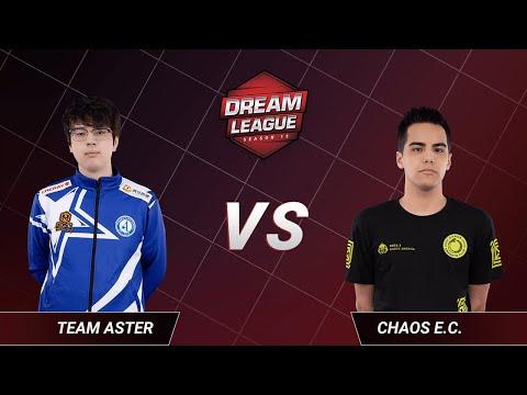 Team Aster vs Chaos Esports Club vod