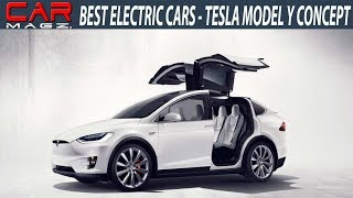 Tesla Model Y Concept Review and Specs