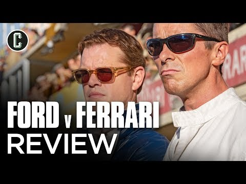 Ford v Ferrari Review (TIFF 2019)