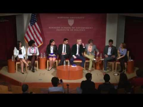 2014 Harvard Undergraduate Council Candidate Debate | Institute of Politics