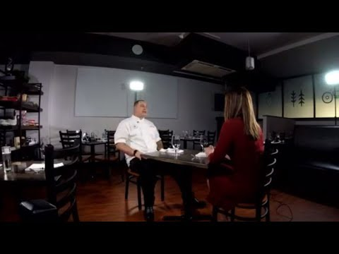 """Local chef competing on """"Top Chef"""" talks with News 5"""