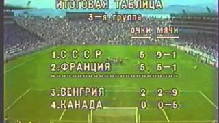 Чемпионат мира по футболу 1986 в обзорах Первого канала