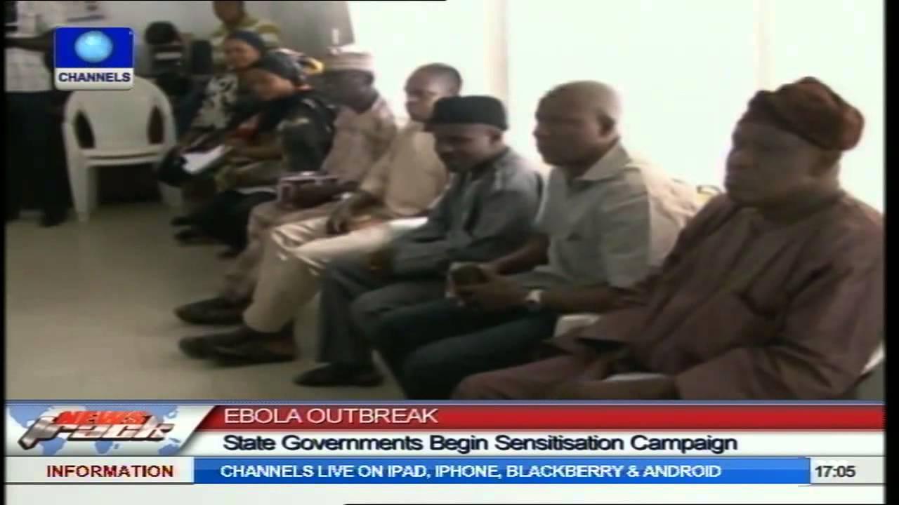 Download State Govts Begin Sensitisation Campaign On Ebola Virus